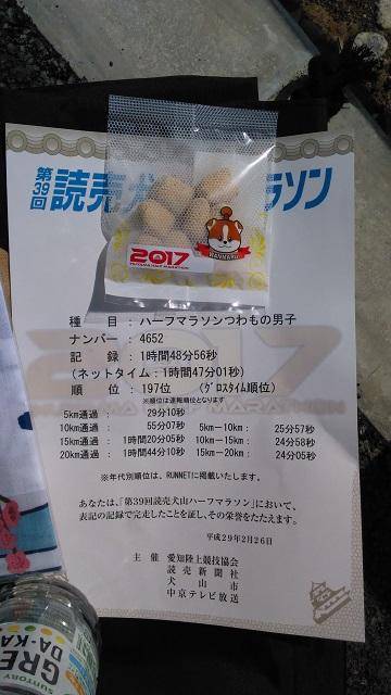 犬山マラソン2017